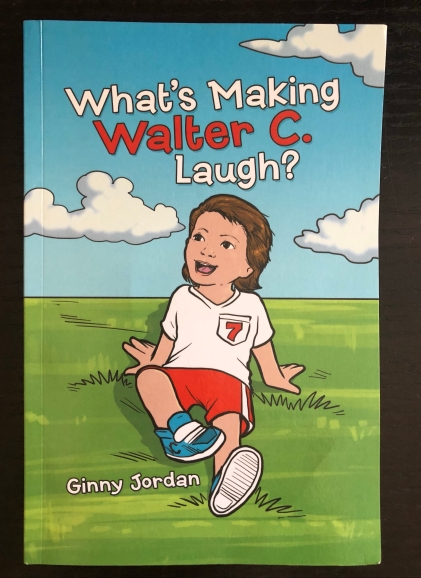 What's Making Walter C. Laugh Childrens Book