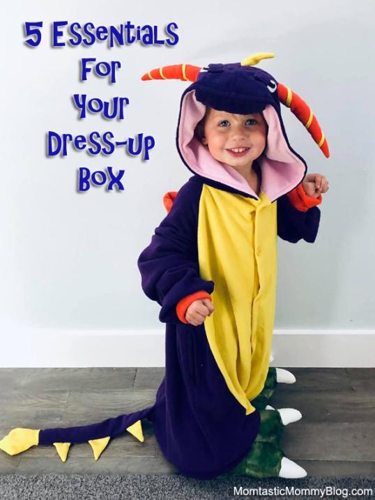 Dress-up-essentials