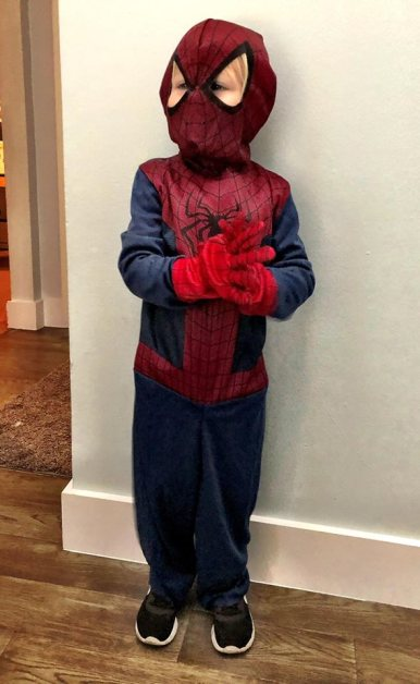 spider-man-kid