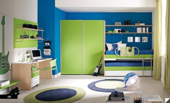 blue-green-Boys-Room