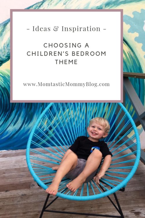 choosing a childrens bedroom theme