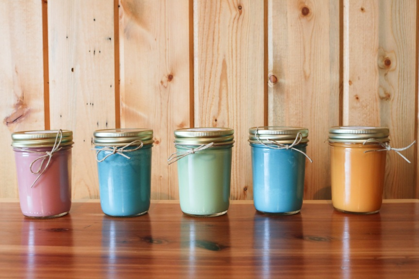 Soy Candles from J&L Decor
