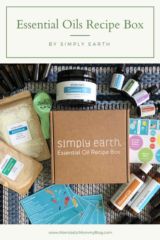 We Tried the Essential Oils Recipe Box by Simply Earth