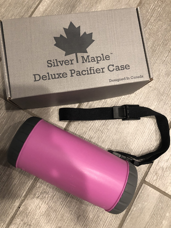 The Best Way to Keep Pacifiers Clean On-the-Go with Silver Maple Cases