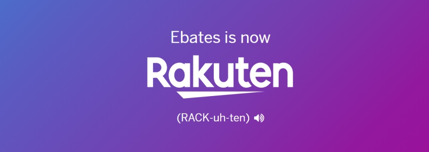 Ebates is Now Rakuten, Everything Else is the Same