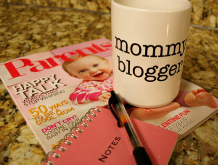 This Mom Blog Experiment
