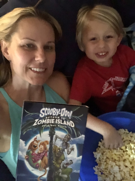 scooby-doo movie review mom blog