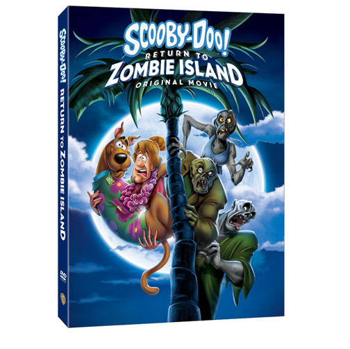 Movie Review: Scooby-Doo! Return to Zombie Island