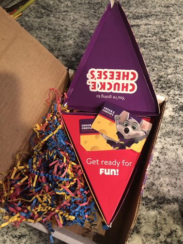 Chuck E. Cheese Social Media to the Rescue